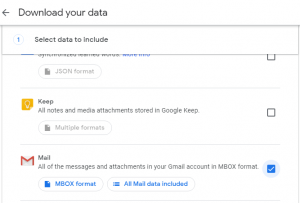 Gmail Archive to Gmail Tool to Import Google Archive to